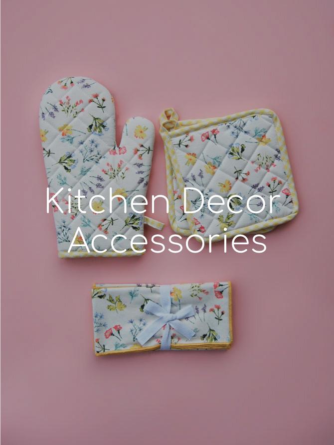 Kitchen Decor Accessories