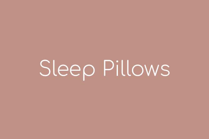 Sleep Pillows