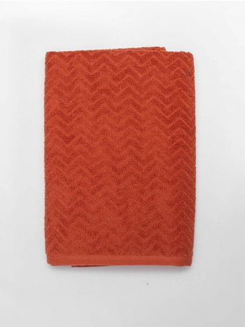 Towel Paloma Terracotta