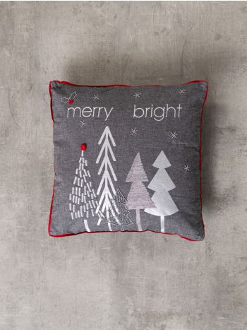 Decorative Pillow Merry Bright