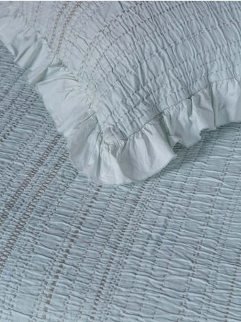 Pillowcases Set Ines Aqua