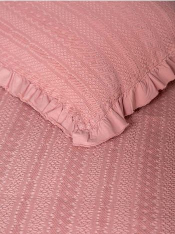 Pillowcases Set Mary Coral