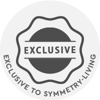 Exclusive to Symmetry Living