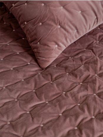 Σετ Διακοσμητικές Μαξιλαροθήκες 2τμχ Luxury Velvet Ροζ