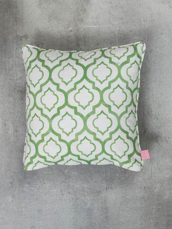 Διακοσμητική Μαξιλαροθήκη Symmetry Living 45X45 Iris Green