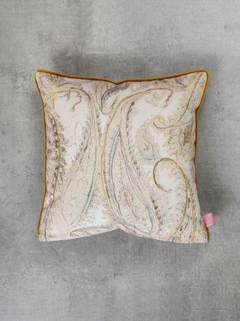 Διακοσμητική Μαξιλαροθήκη Symmetry Living 45X45 Leticia Beige