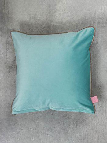 Διακοσμητική Μαξιλαροθήκη Symmetry Living 45X45 Maribel Aqua