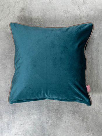 Διακοσμητική Μαξιλαροθήκη Symmetry Living 45X45 Maribel Peacock